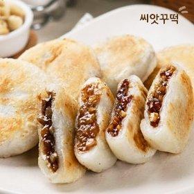 부산명물 씨앗호떡/해바라기+땅콩(60g 5개×4세트)