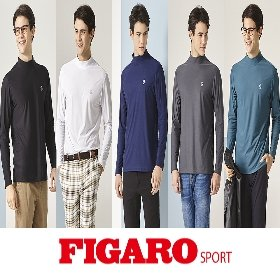 [피가로스포츠] 데일리 기능성 셔츠 5종 남성