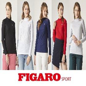 피가로스포츠 데일리 기능성 셔츠 5종, 여성