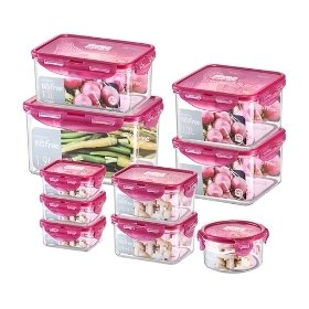 항균비스프리 스테커블 냉장고정리 11종세트 (HPILBFS11)