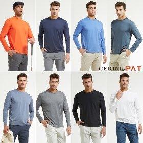 [20SS] CERINI BY PAT 올데이 기능성 티셔츠 8종, 남성