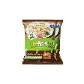 [오뚜기] 한입가득 버섯물만두 (306g x 2)