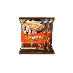 [오뚜기] 한입가득 피자군만두 (300g x 2)