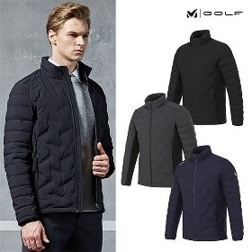 [19F/W] 밀레 golf  남성용 구스다운 스윙재킷