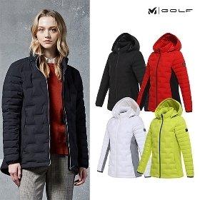 [19F/W] 밀레 golf  여성용 구스다운 스윙재킷