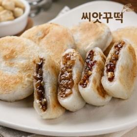 부산명물 씨앗호떡/해바라기(60g 5개x4세트)