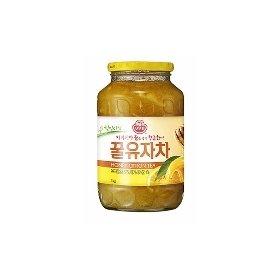 [오뚜기] 꿀유자차 (1kg)