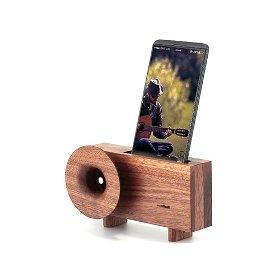 (주문제작) 스마트폰 원목 스피커 Ollim-KB01