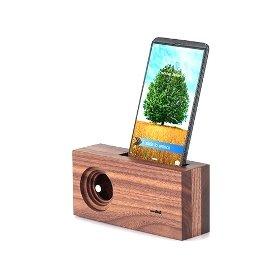 (주문제작) 스마트폰 원목 스피커 Ollim-K01
