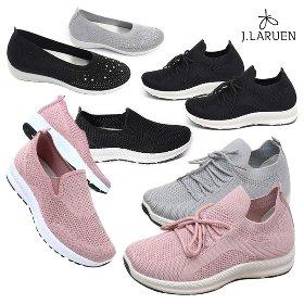 제이로렌 여성 메쉬 신발 3종 택 1