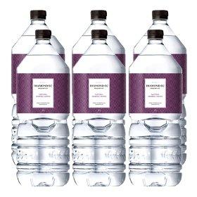 휘오 다이아몬드EC 생수2L x6개 고급 미네랄워터