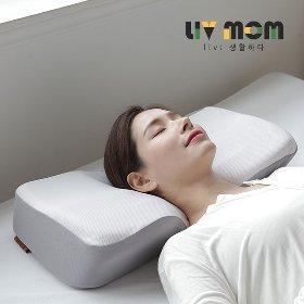 리브맘 프리미엄 3D 경추 메모리폼 베개2개+커버2개
