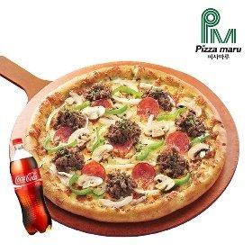 [피자마루]불고기 피자+콜라1.25L