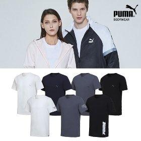 [TOP] 푸마 남여 공용 코튼 언더셔츠 1종 택일