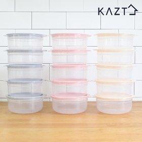가쯔 심플쿡 냉동밥 전자렌지용기(600ml) 16개