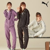 21FW최신상 푸마 정품 투마일 에센셜 트랙수트셋업 2종 여성